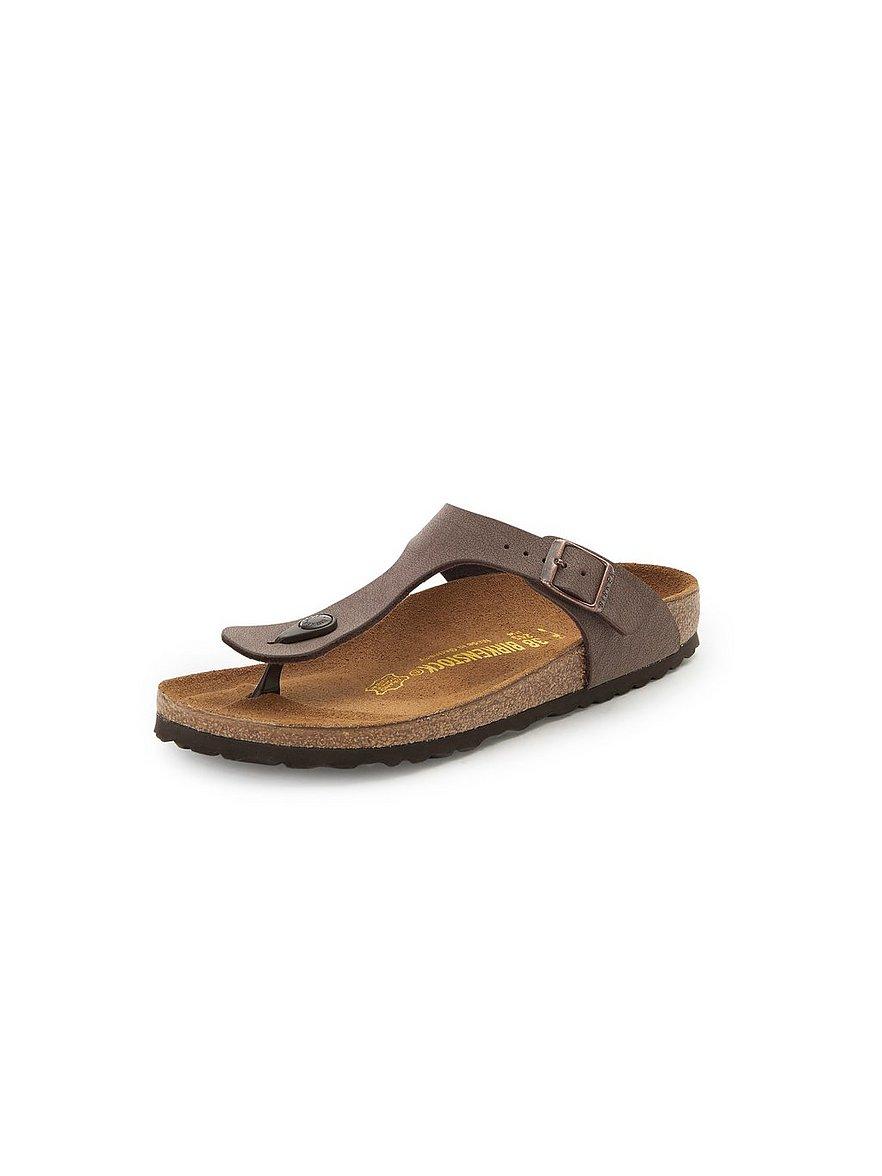 Zehentrenner-Pantolette Gizeh Birkenstock braun Größe: 36   Schuhe > Sandalen & Zehentrenner > Zehentrenner   Birkenstock