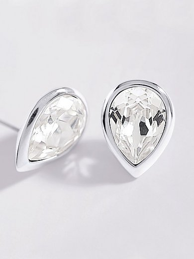 mayfair by Peter Hahn - Earrings with SWAROVSKI®  crystals