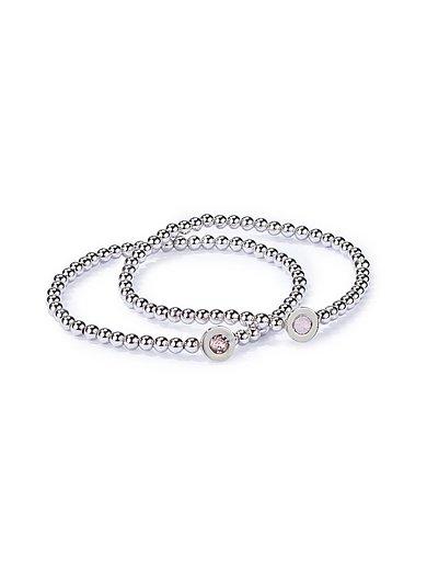 mayfair by Peter Hahn - Le lot de 2 bracelets