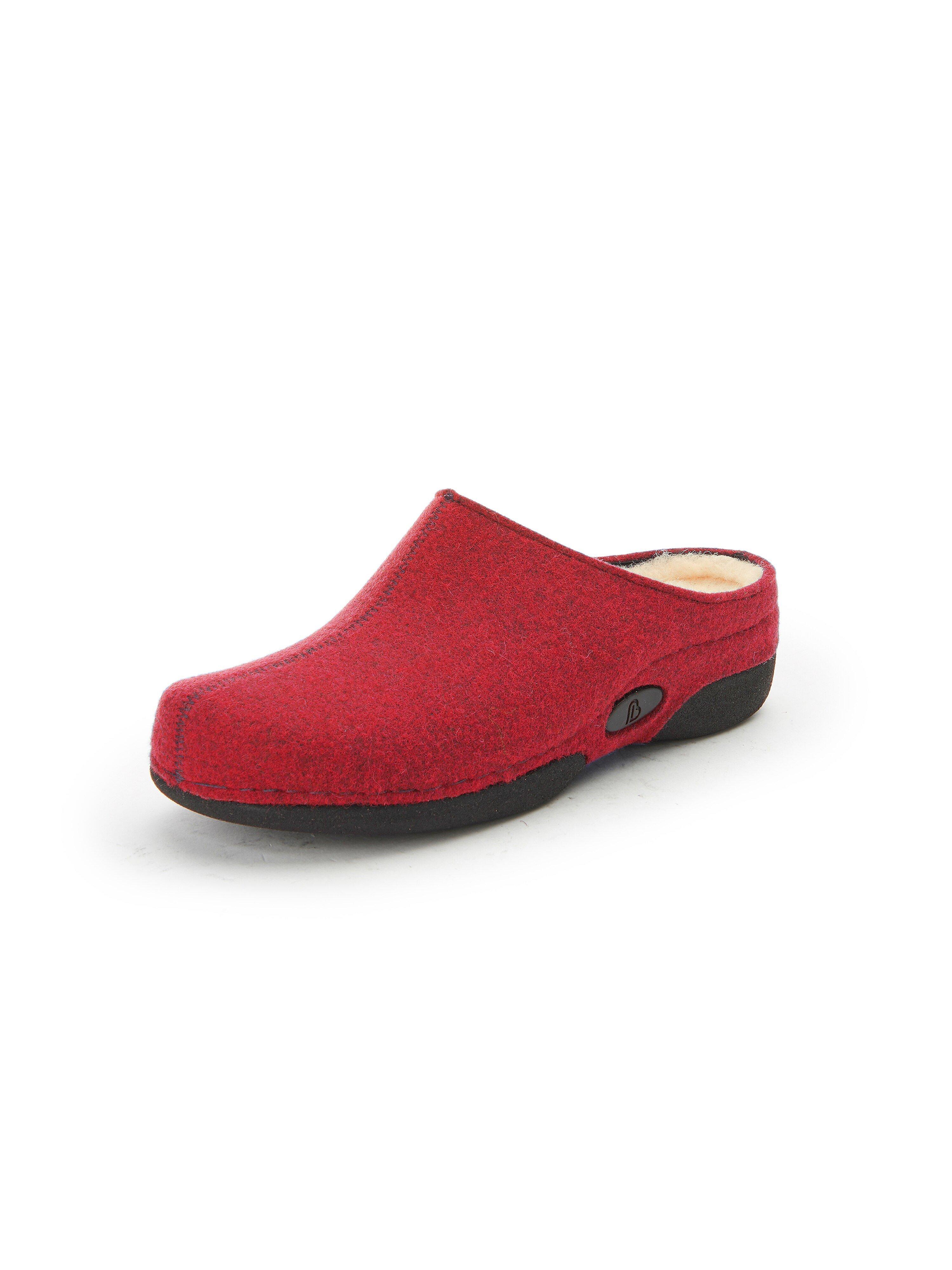 Pantoffels Van Berkemann Original rood