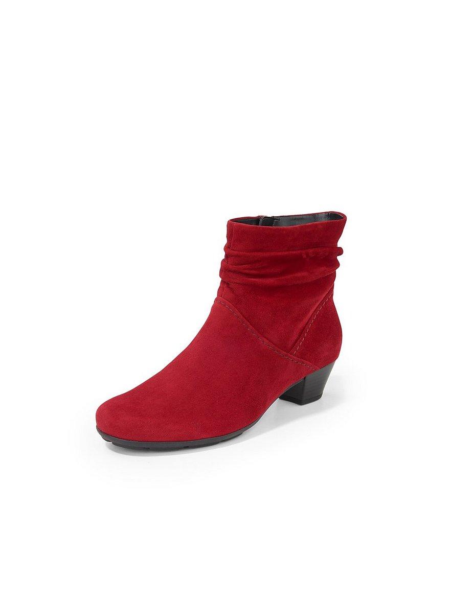 Stiefelette Gabor rot Größe: 41 | Schuhe > Stiefeletten > Sonstige Stiefeletten | Gabor