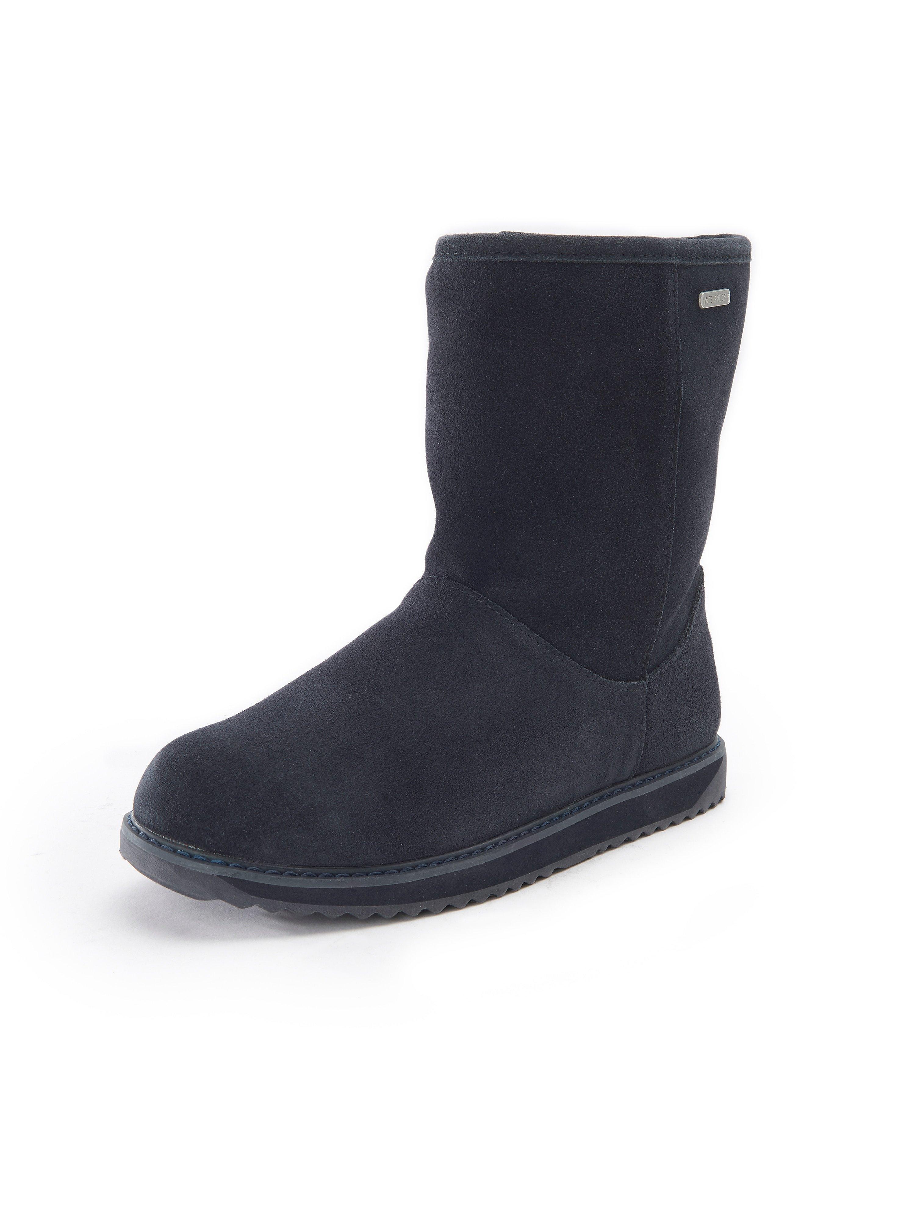 Les bottines  Emu bleu taille 42