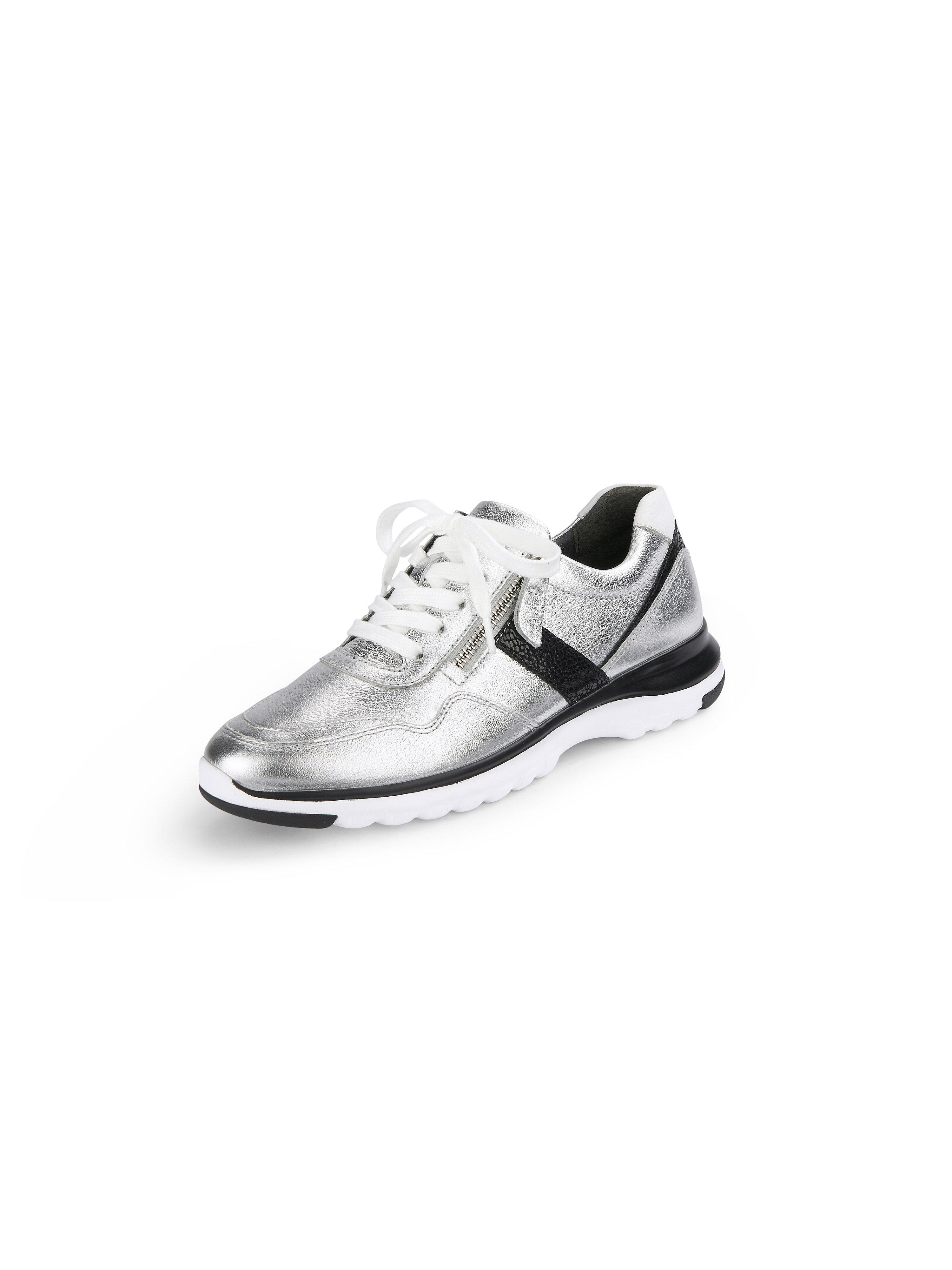 Sneakers Van Gabor Comfort zilverkleur