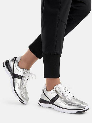 Gabor Comfort - Sportiver Sneaker mit Metallic-Effekt