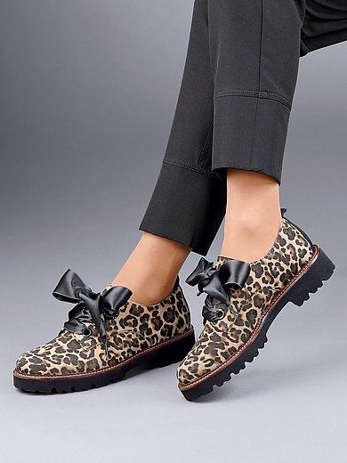 Gabor - Nauhakengät, joissa leopardikuosi