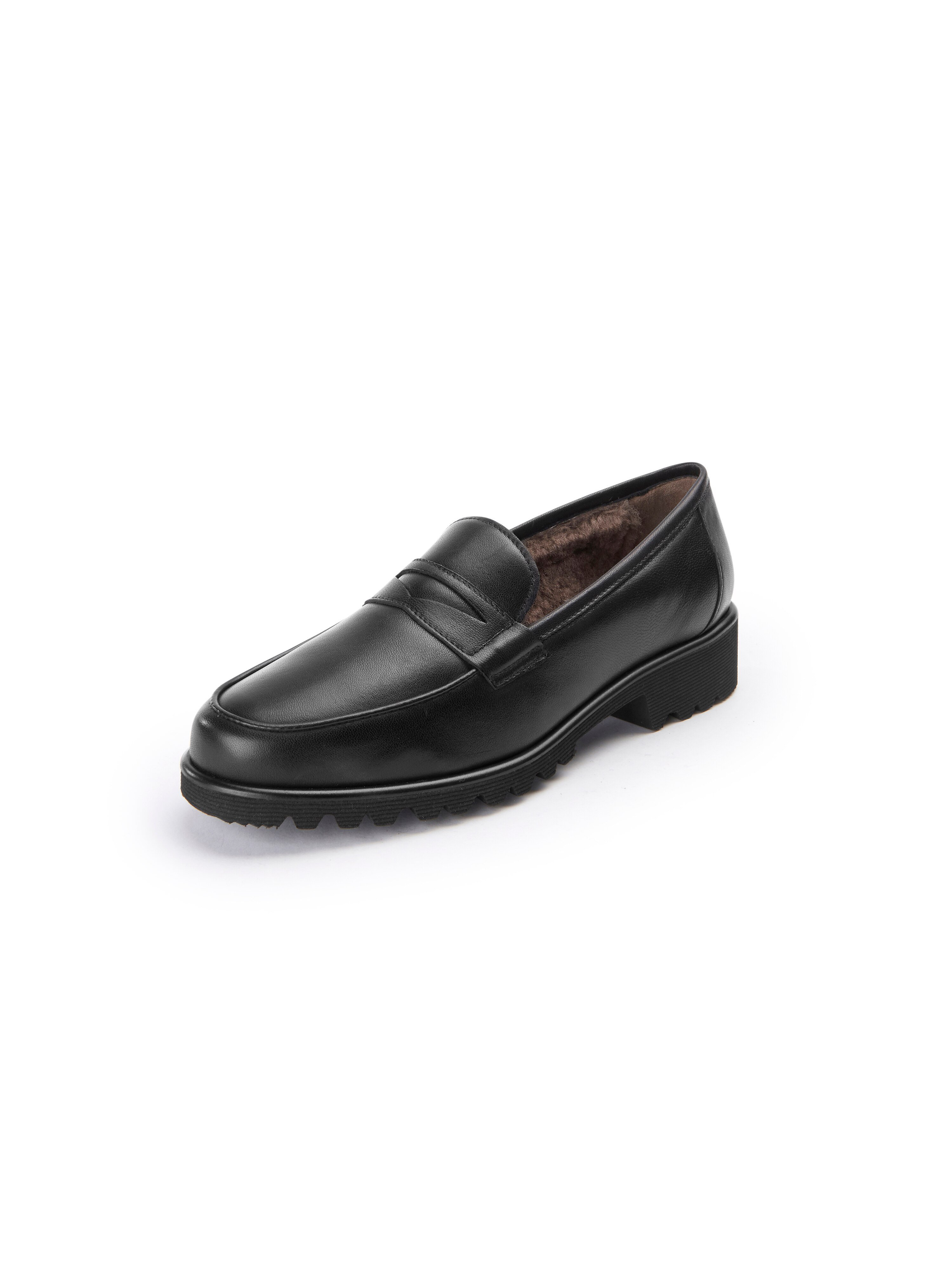 mocassins  Peter Hahn exquisit noir taille 41