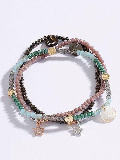 Lua Accessoires - Set de bracelets Glam