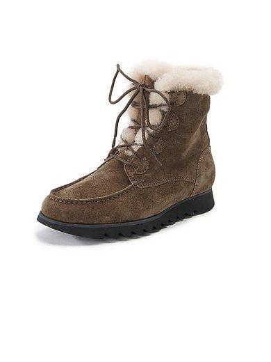 Sioux - Les bottines 100% cuir