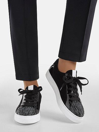 Hassia - Les sneakers 100% cuir
