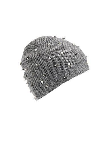 Peter Hahn Cashmere - Le bonnet en 100% cachemire