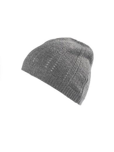 Peter Hahn Cashmere - Mütze aus reinem Kaschmir