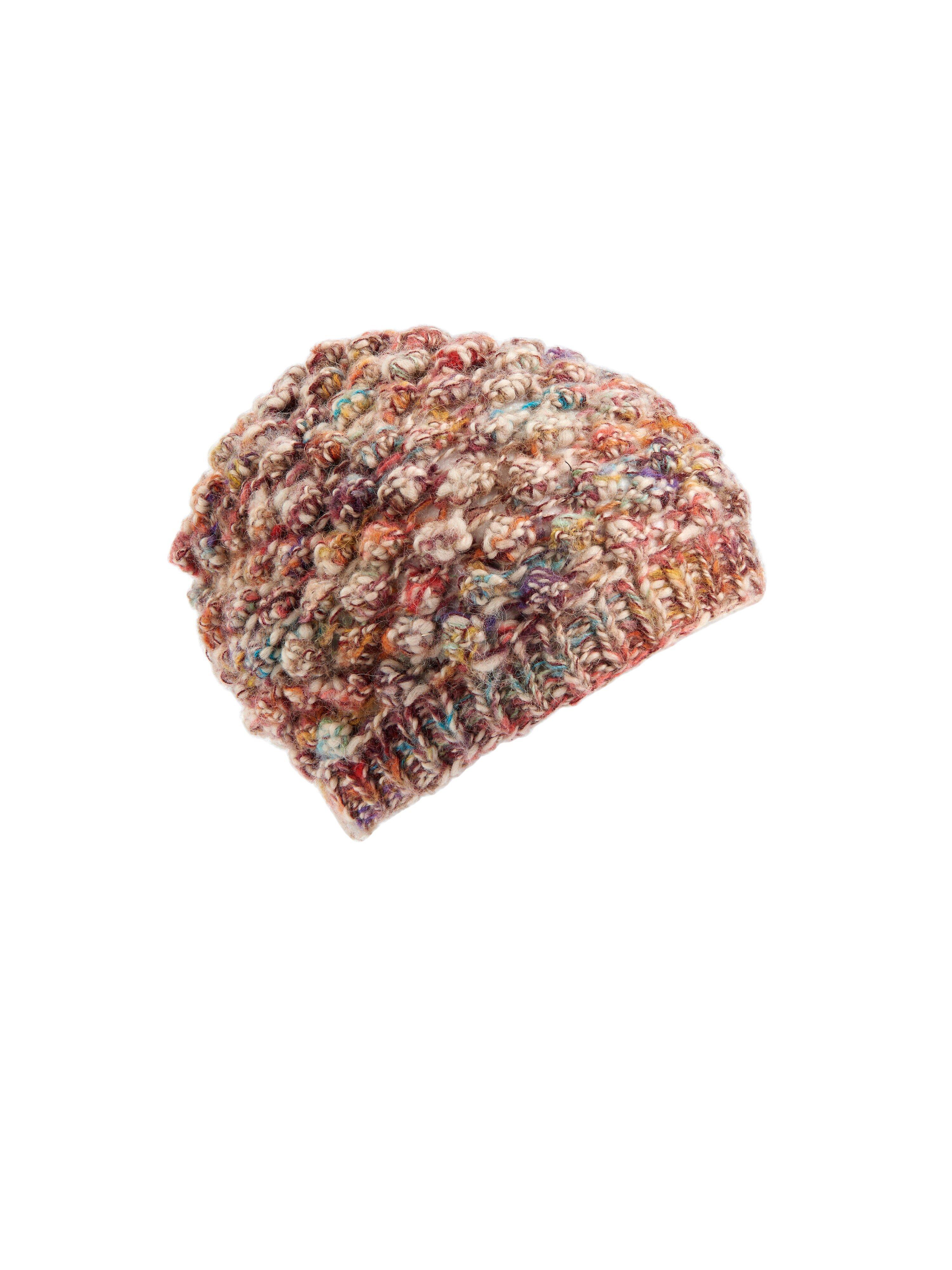 Le bonnet  Inkadoro multicolore
