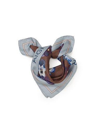 Aigner - Pure silk scarf