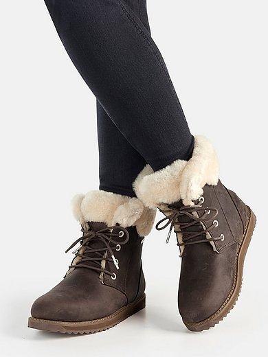 Emu - Les bottines 100% cuir