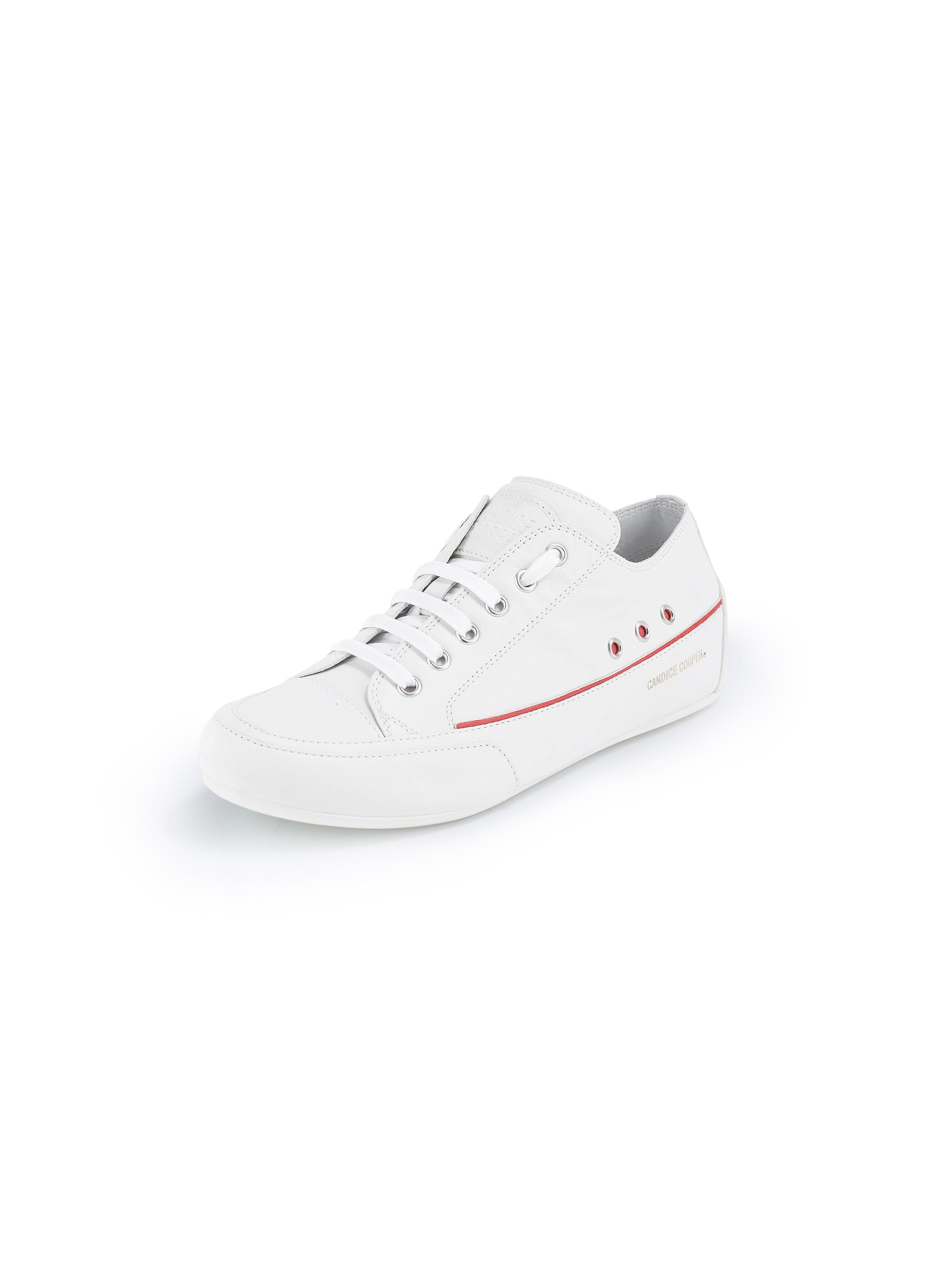 Sneakers model Capri Van Candice Cooper wit