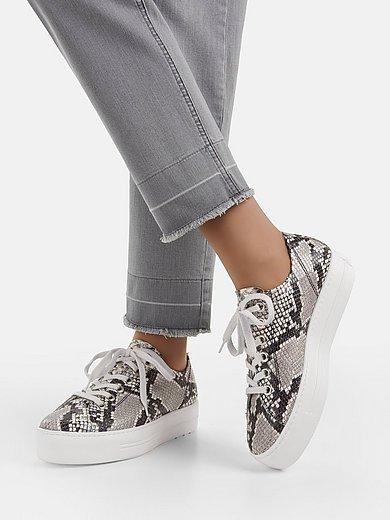 Paul Green - Sneaker mit Schlangen-Print