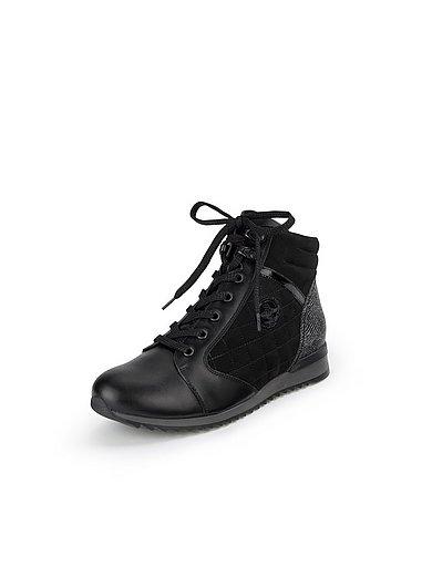Waldläufer - Les bottines à lacets modèle Hurly