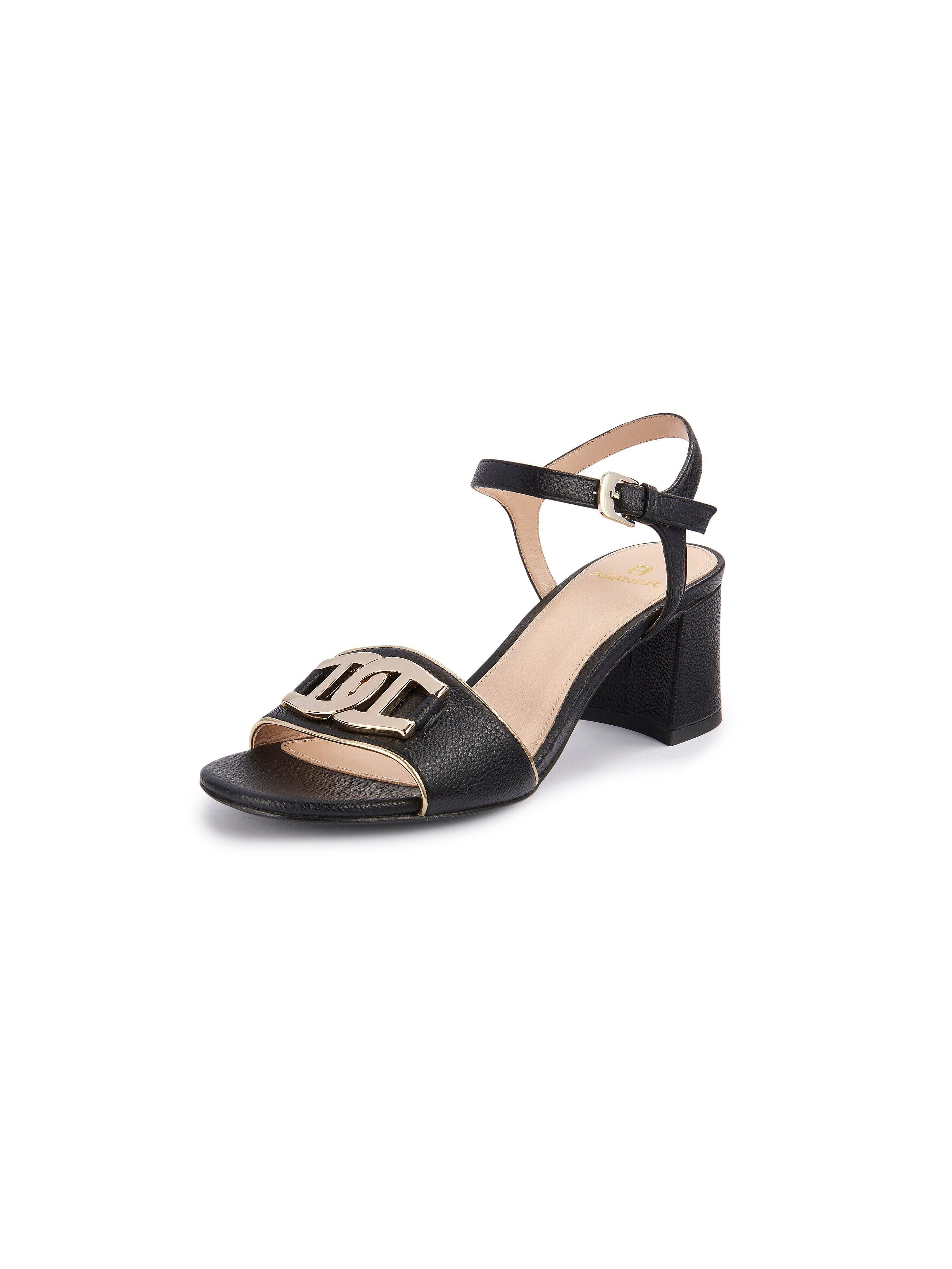 Sandalen model Grazia Van Aigner zwart