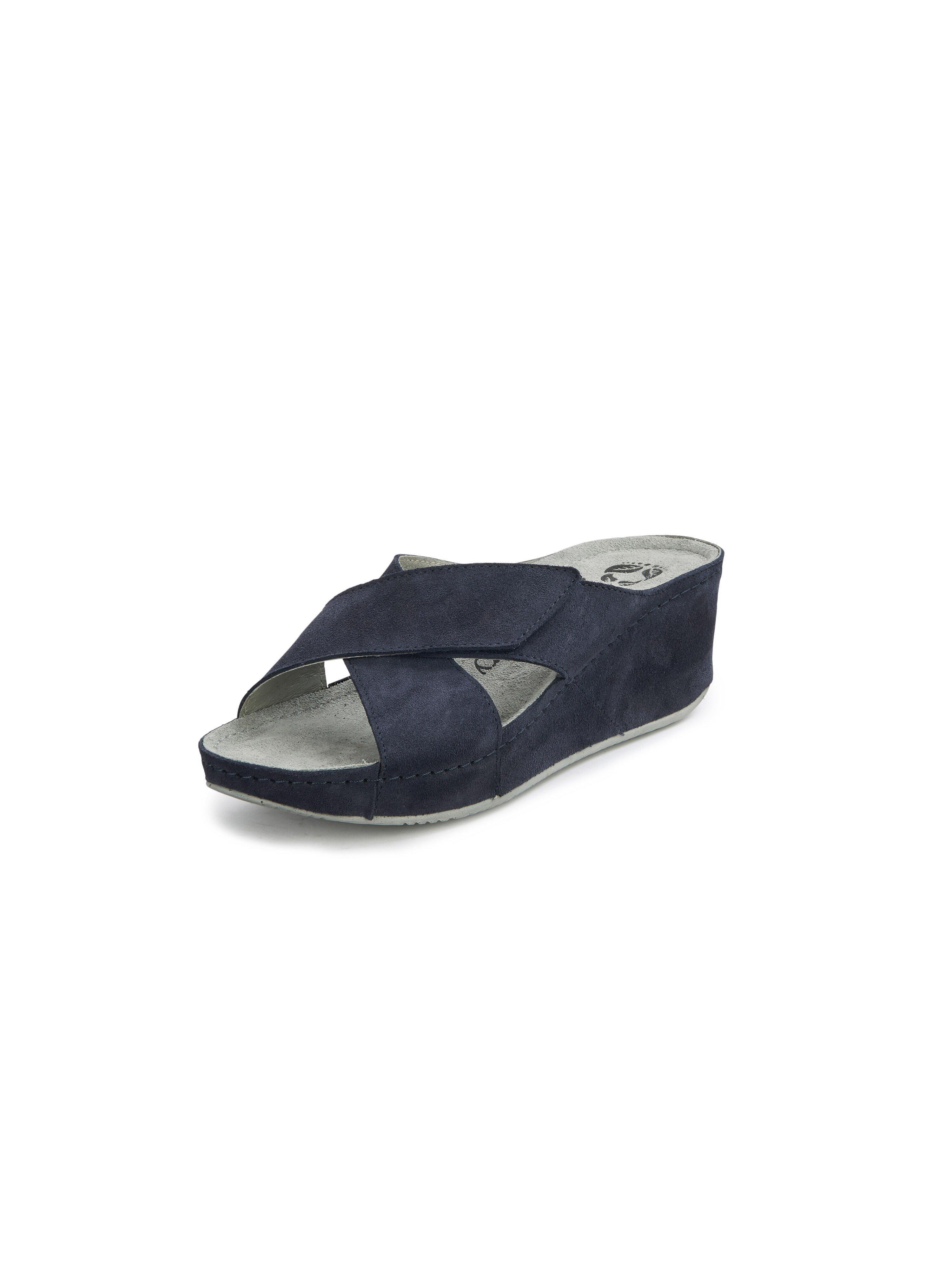 Slippers Van MUBB blauw