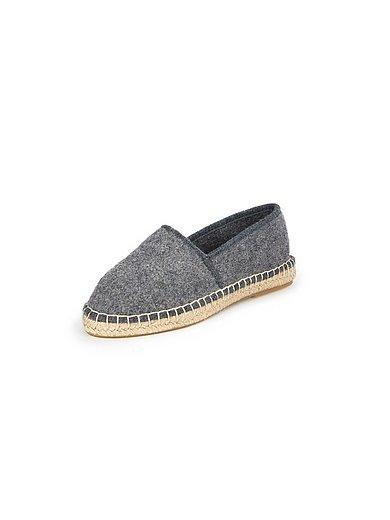 Kitzpichler - Les chaussons 100% feutre de laine vierge