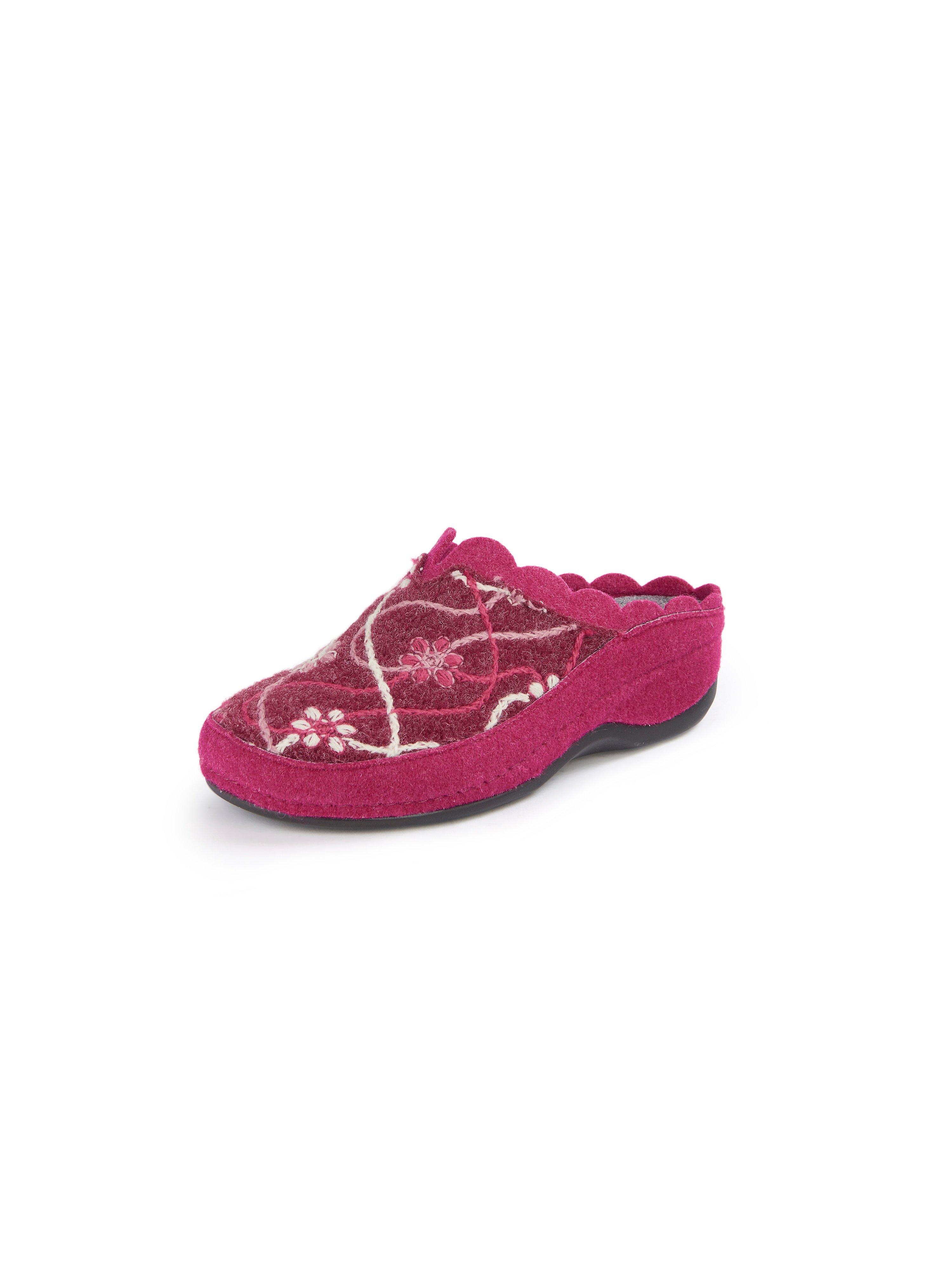 Pantoffels model Adelaide Van Romika roze