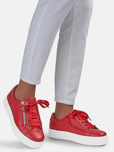 Semler - Sneakers Ingrid van leer