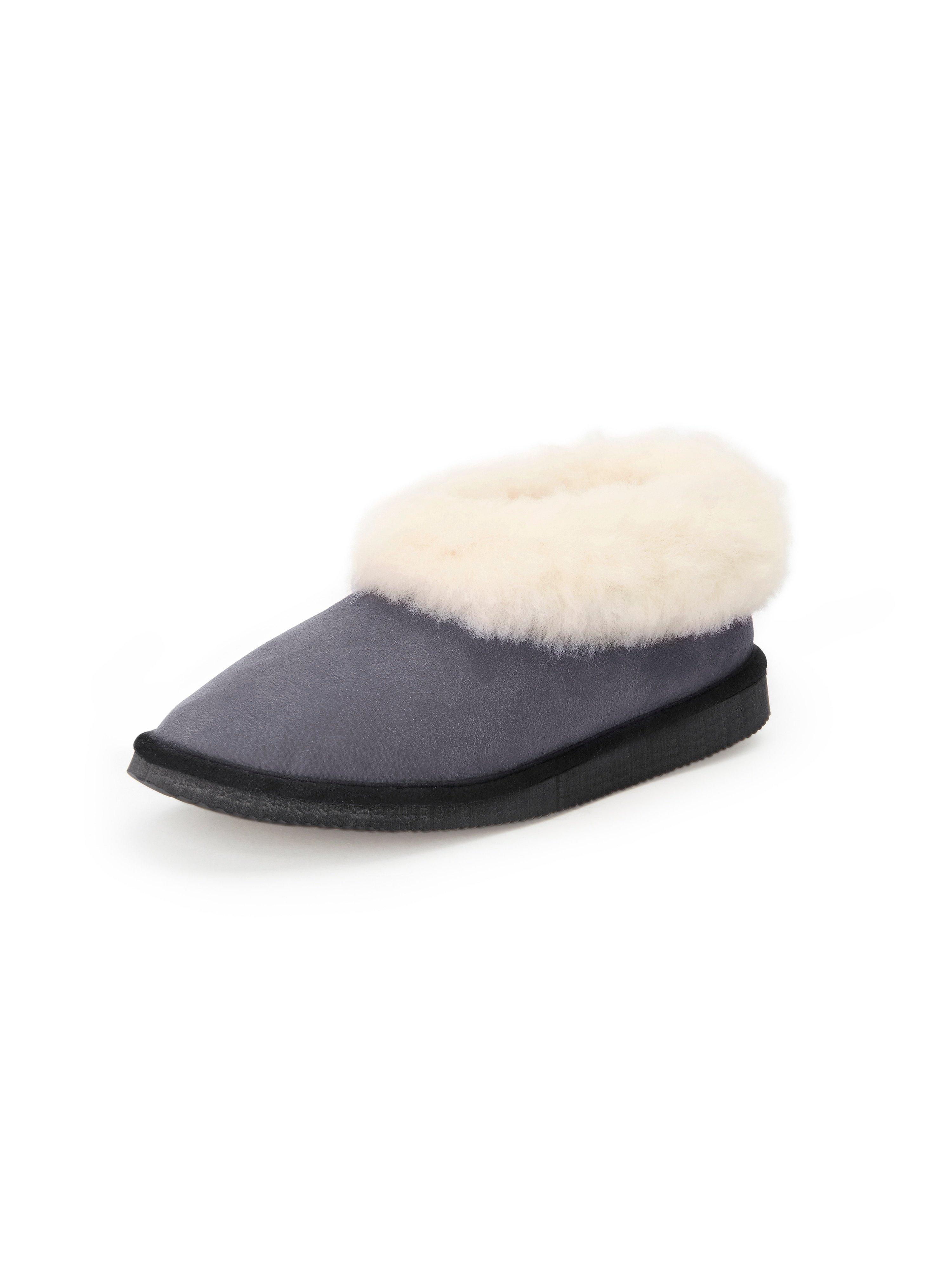 Les chaussons  Kitzpichler bleu taille 39