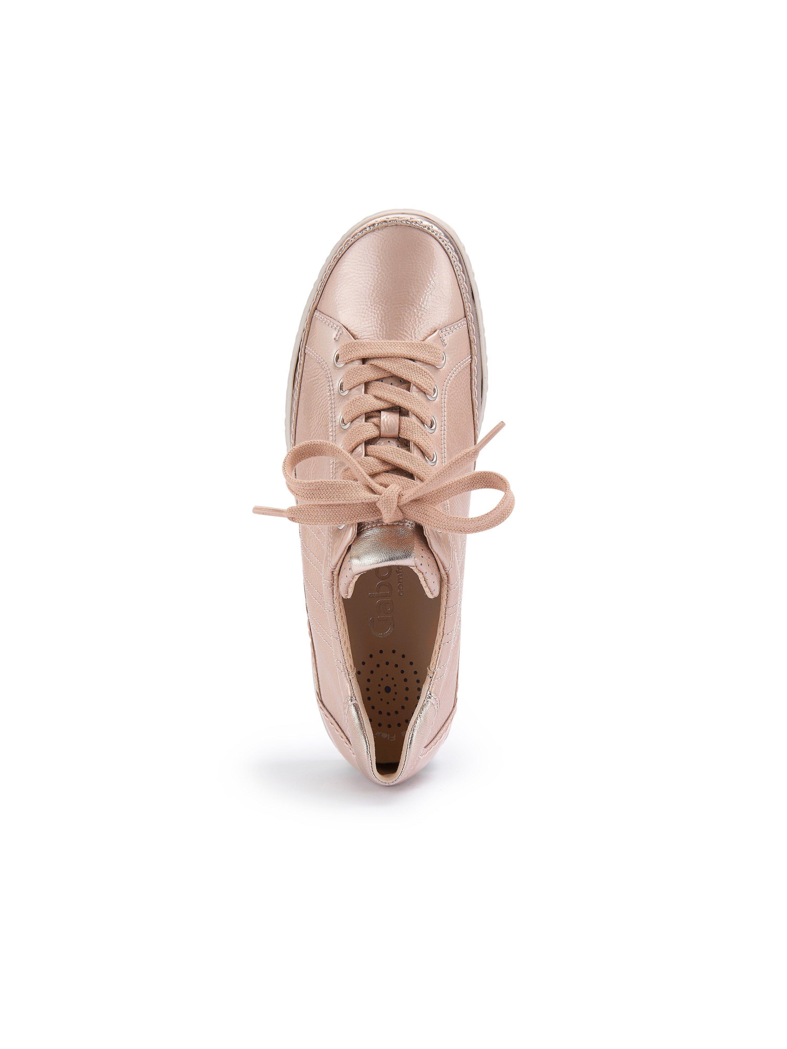 Sneakers detaljer i nappa Fra Gabor Comfort rosé