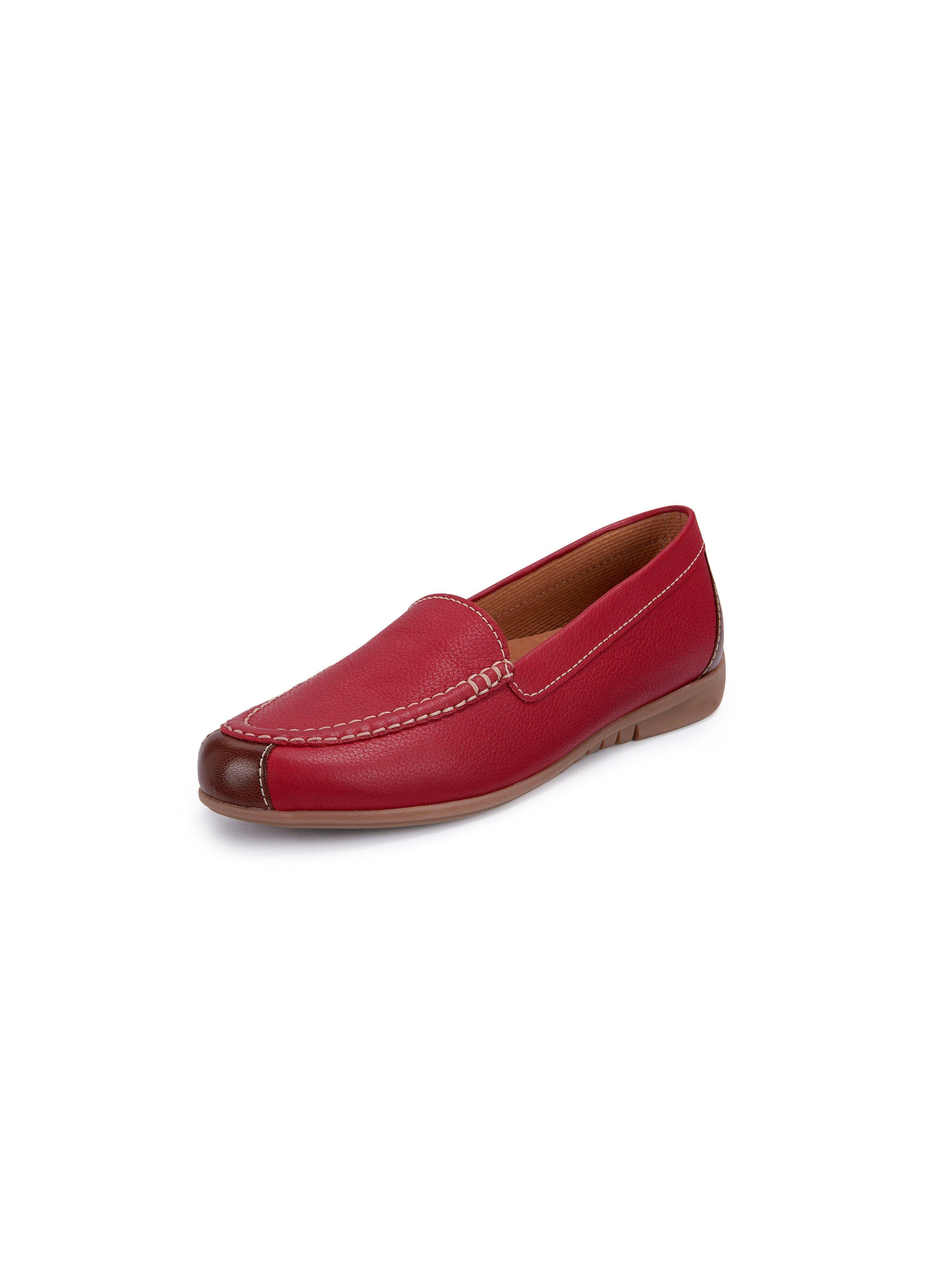 Loafers Gabor red