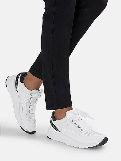 Paul Green - Sneaker mit Wording im Fersenbereich