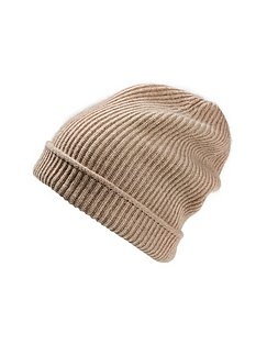 Peter Hahn Cashmere - Beanie in Pure cashmere in premium quality