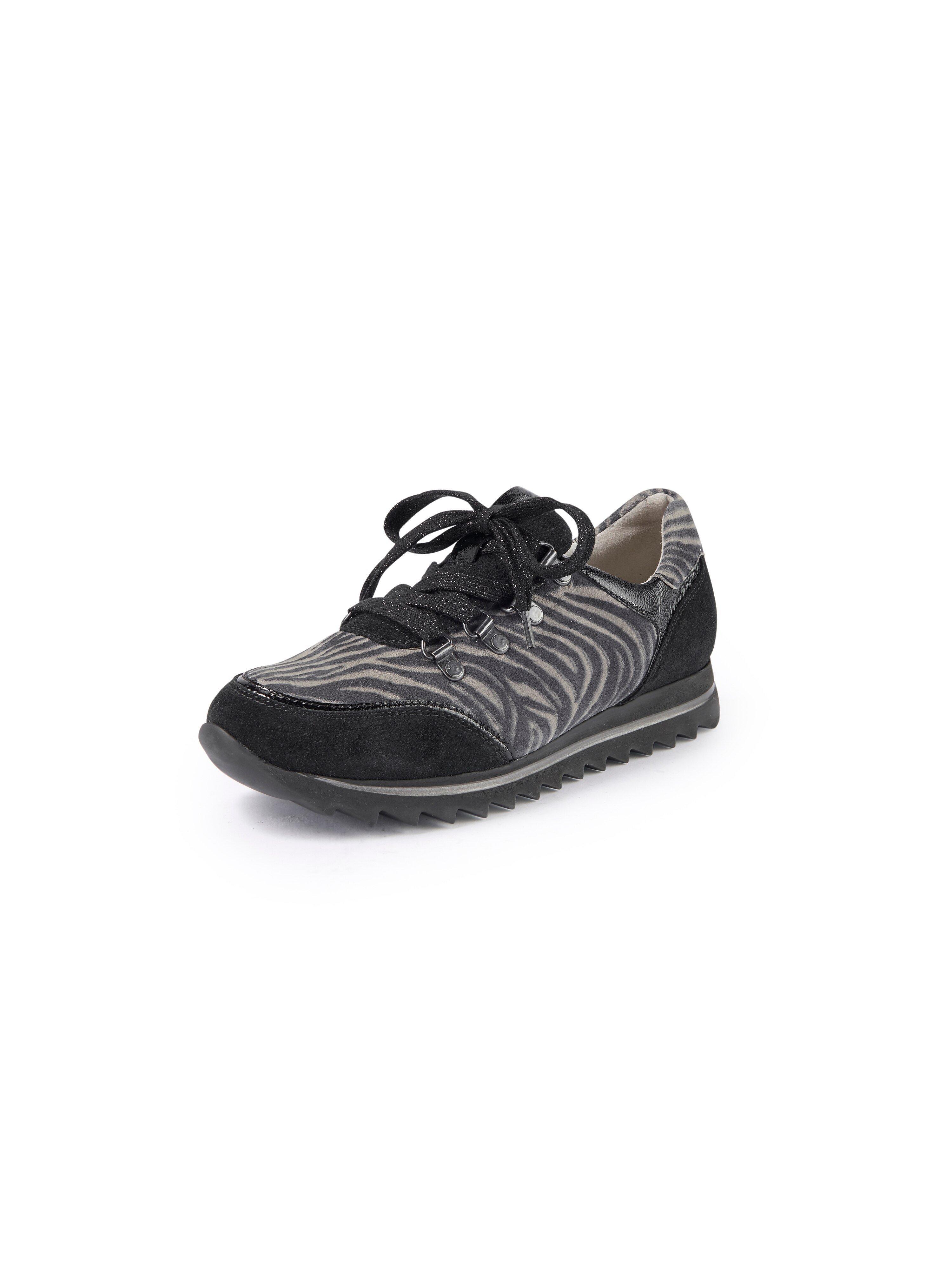 Sneakers Van Waldläufer zwart