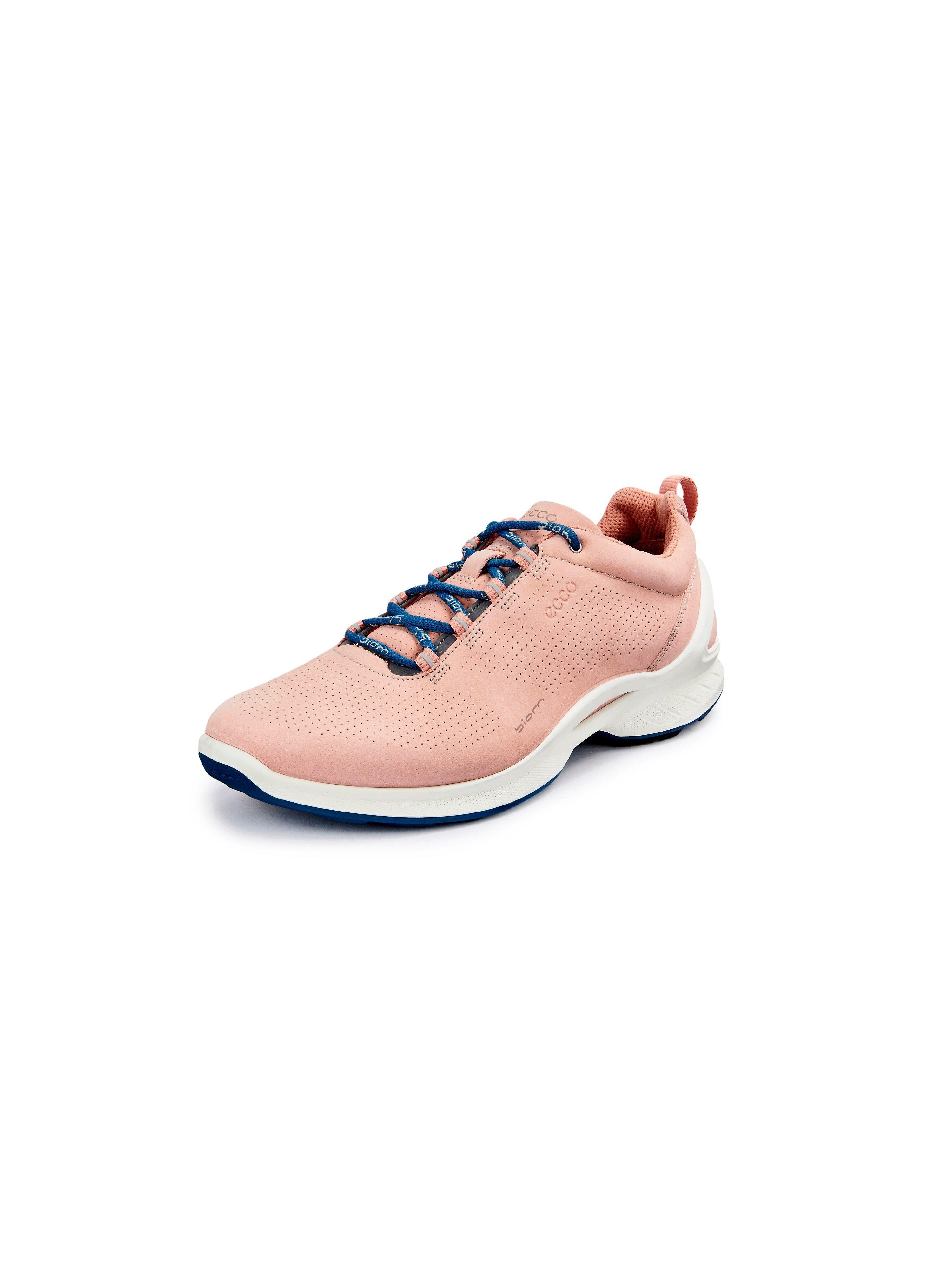Sneakers Van Ecco lichtroze