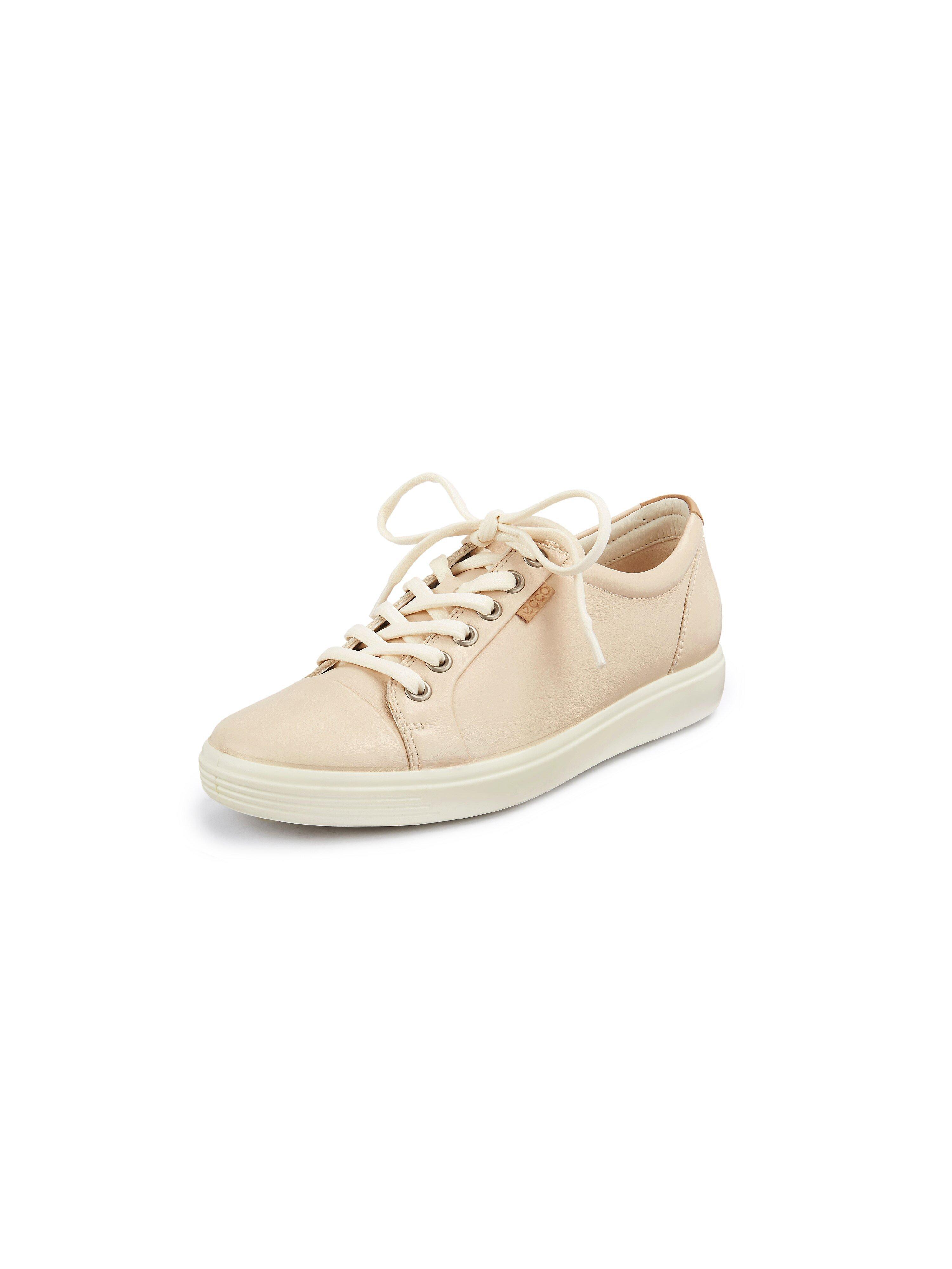 Sneakers model Soft 7 Van Ecco lichtroze