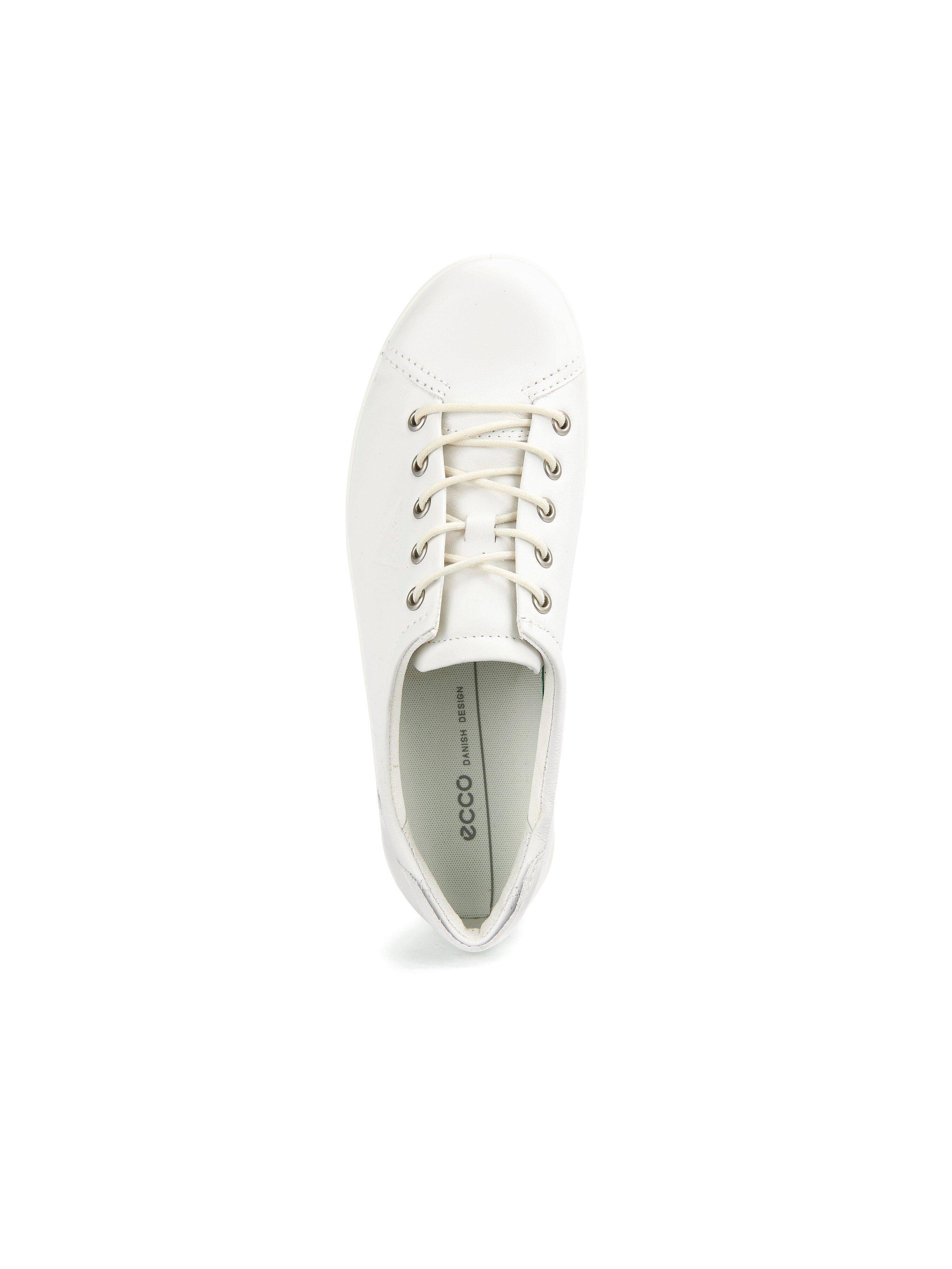 Sneakers Soft 2 Fra Ecco hvid