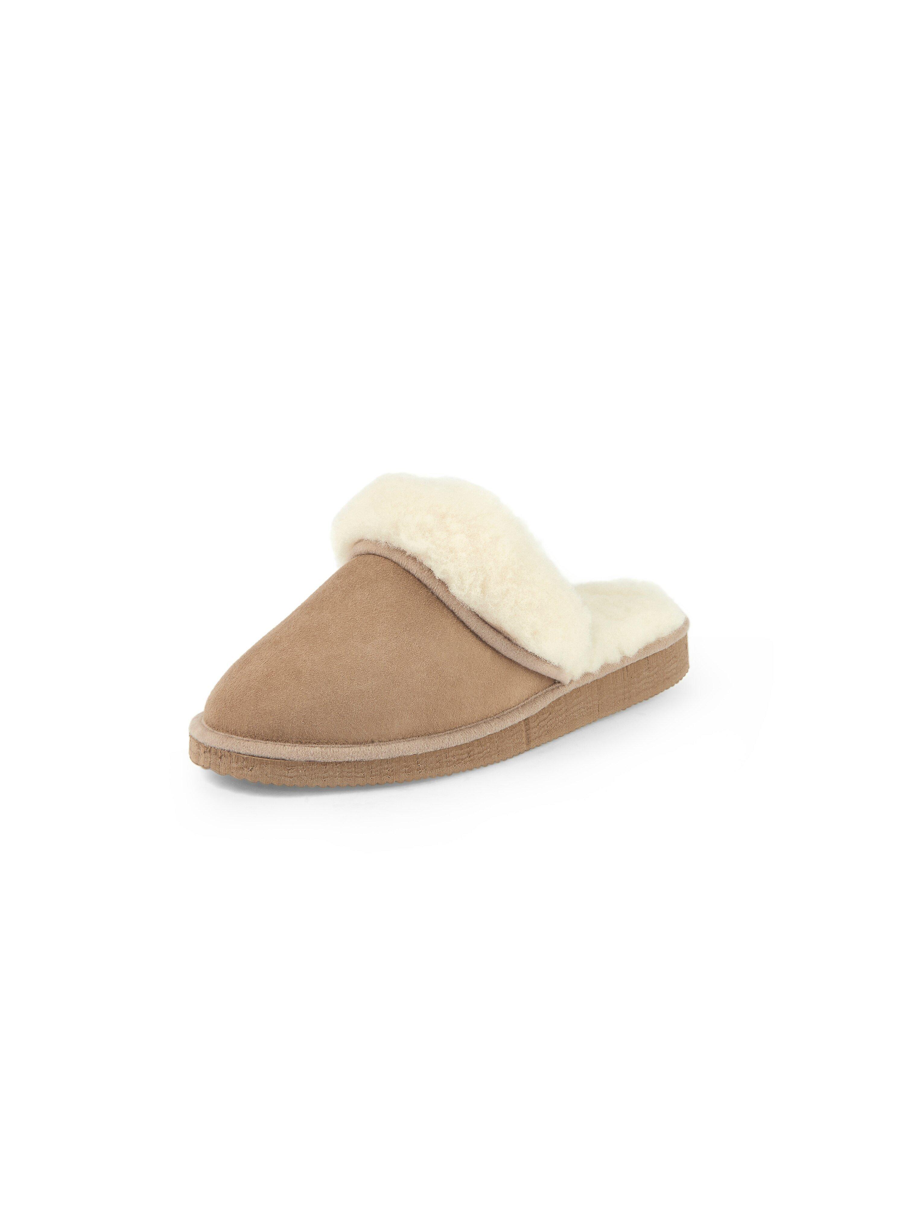 Pantoffels model Pala Van Kitzpichler beige
