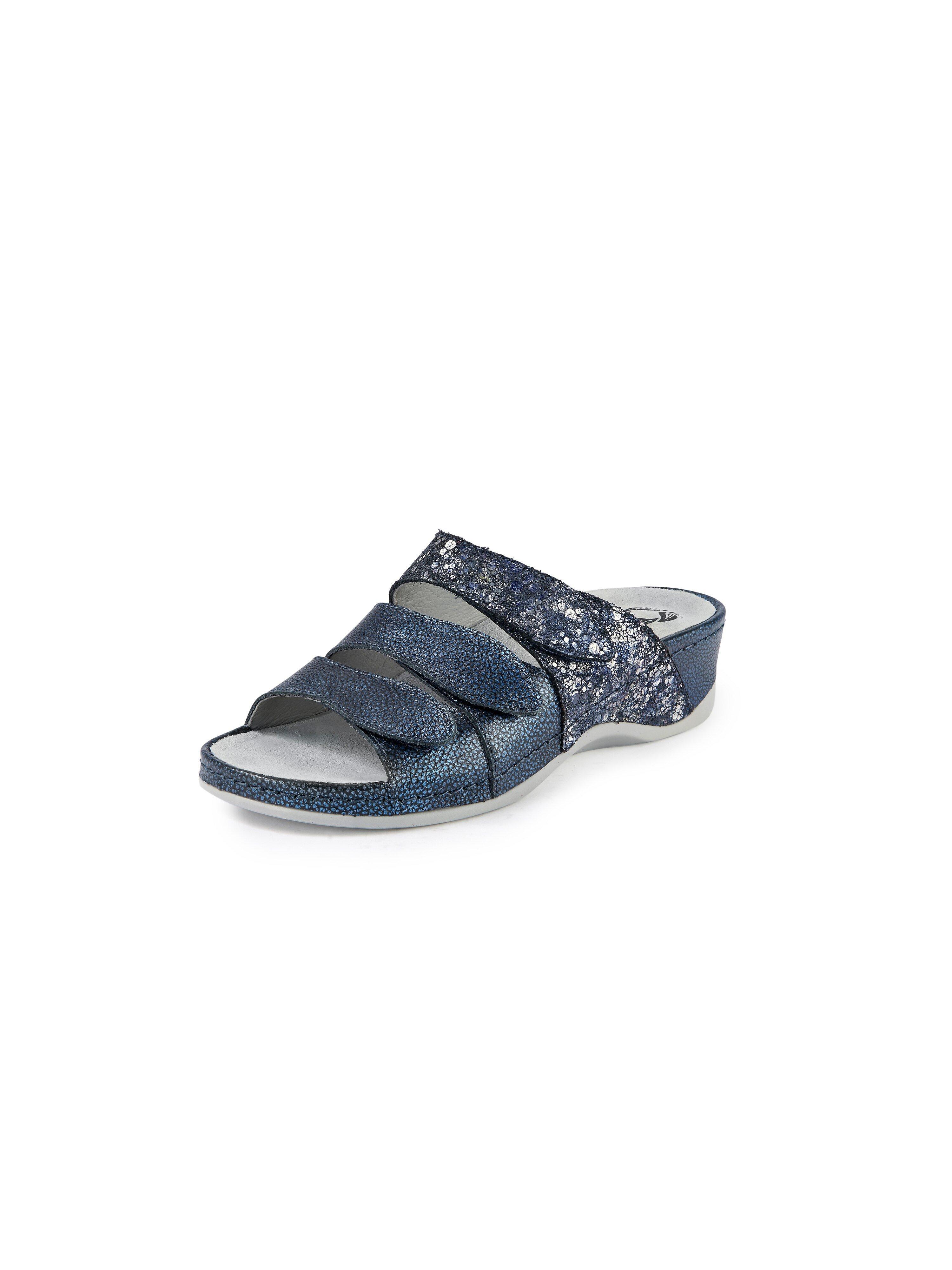 Pantoffels Van MUBB blauw
