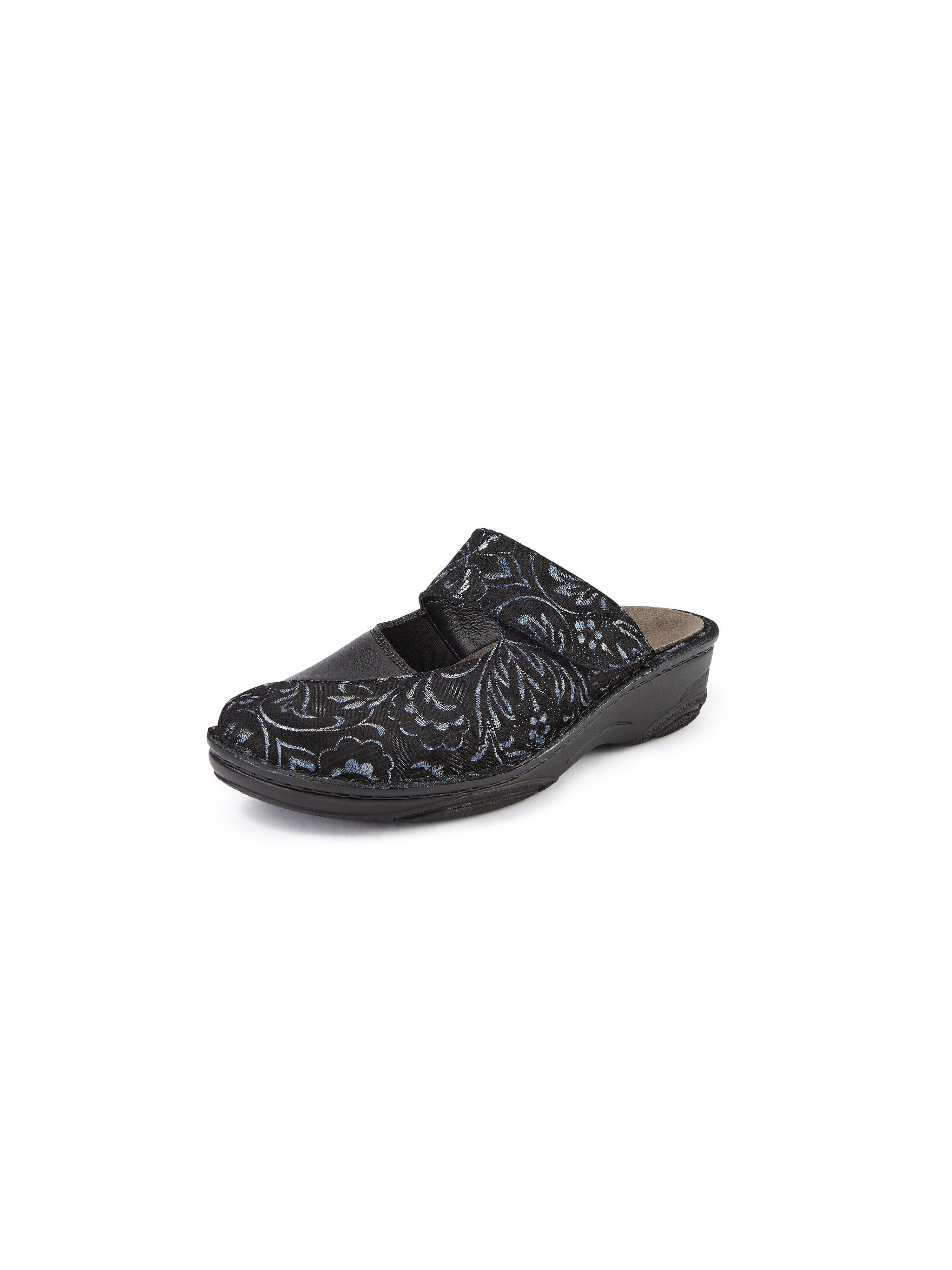 Slippers Van Berkemann Original zwart
