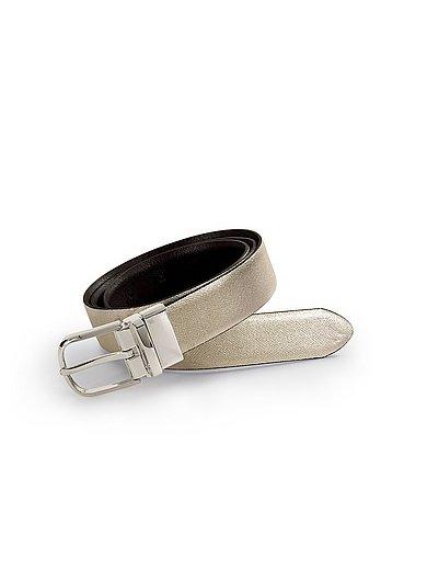 Uta Raasch - La ceinture réversible en cuir