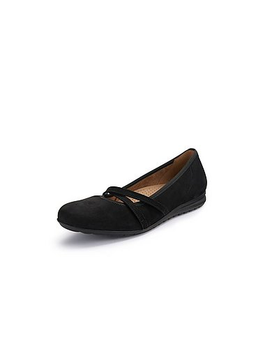 GABOR COMFORT EASY Walking Damen Leder Ballerina Schuhe