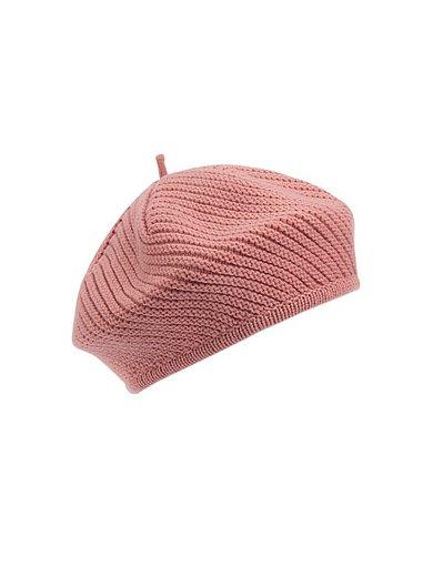 Peter Hahn Cashmere - Baskenmütze aus 100% Premium Kaschmir