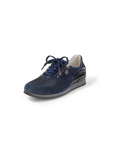 Waldläufer - Sneakers Hurly van leer
