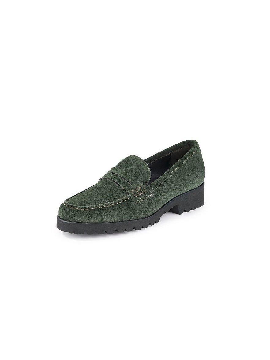 peter hahn exquisit - Slipper  grün Größe: 39