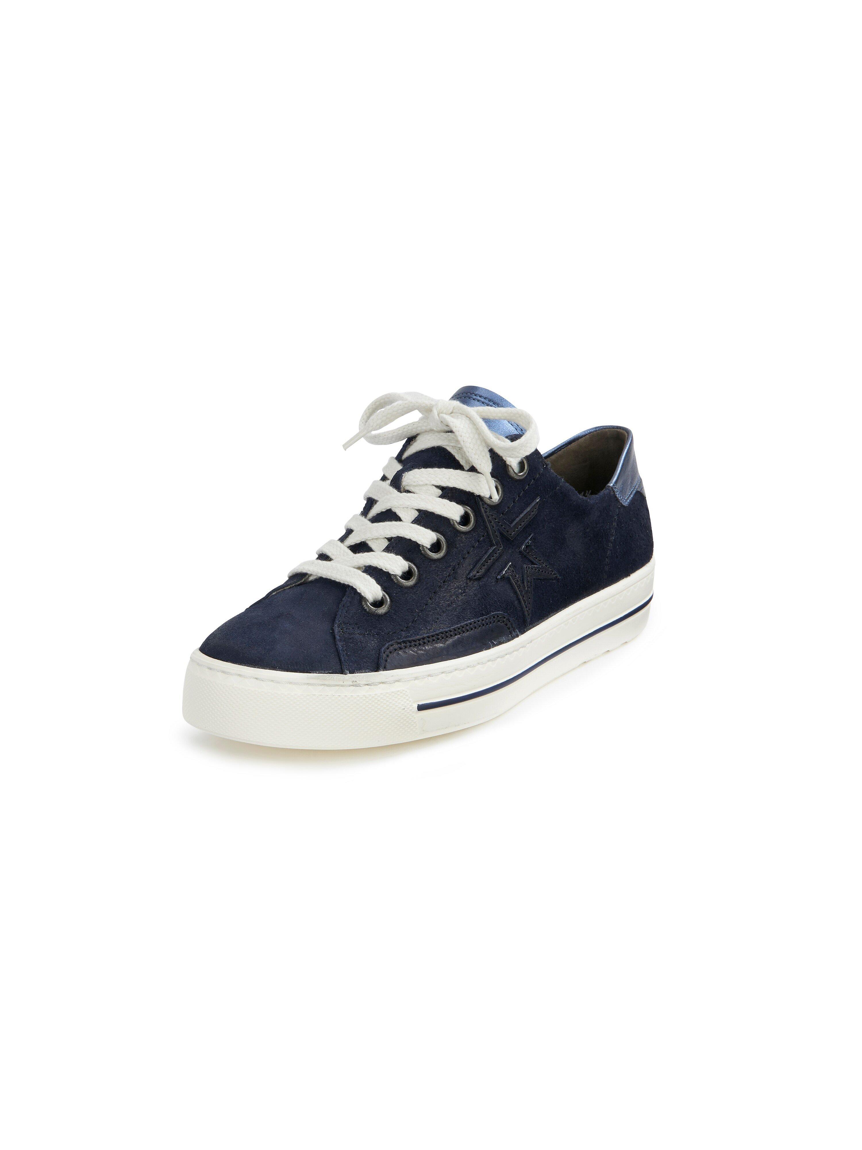 Sneakers met stermotief Van Paul Green blauw