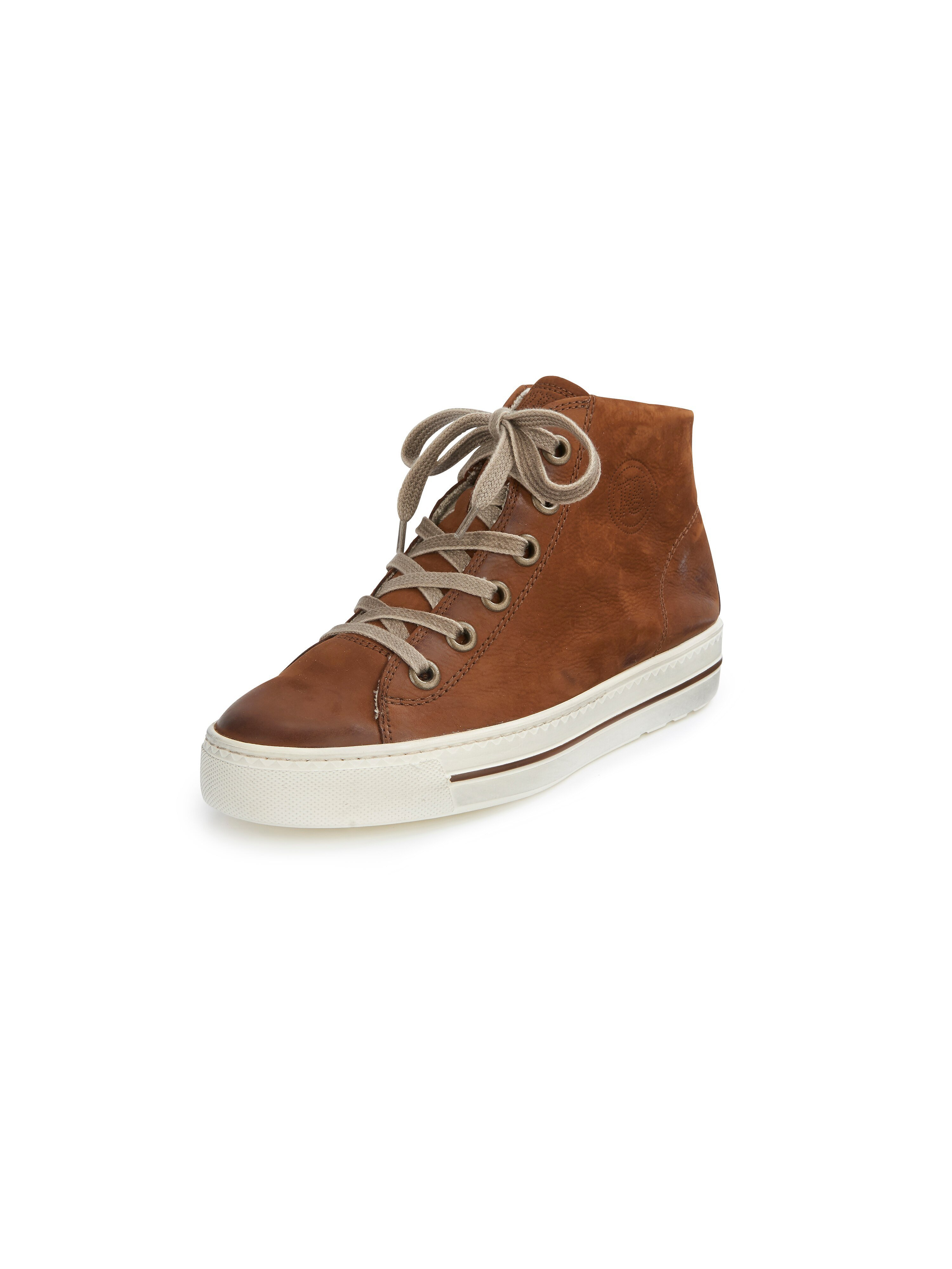 Sneakers Van Paul Green bruin
