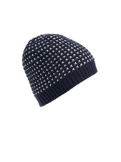 Peter Hahn Cashmere - Mütze aus 100% PREMIUM Kaschmir