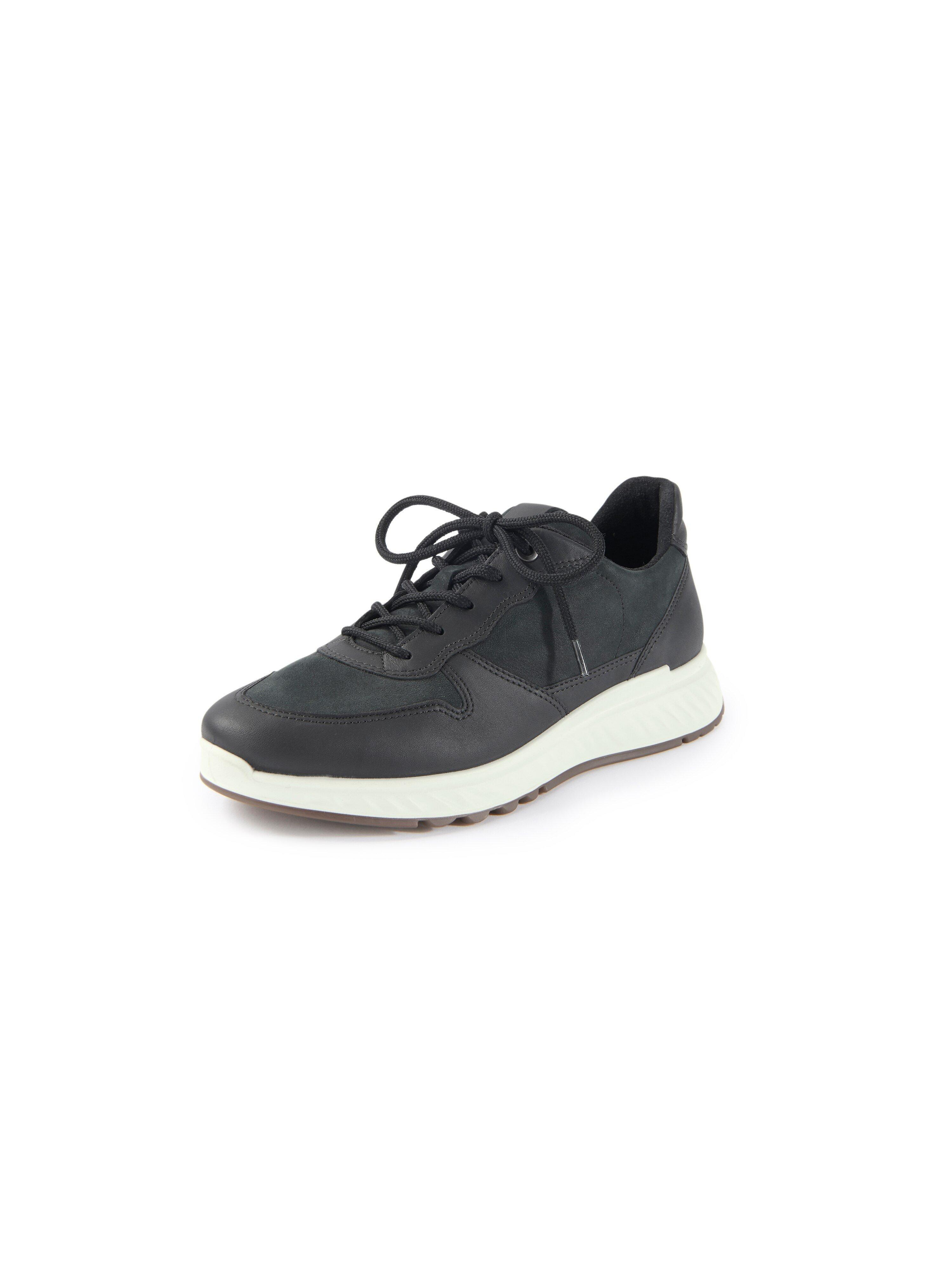 Sneakers Van Ecco zwart