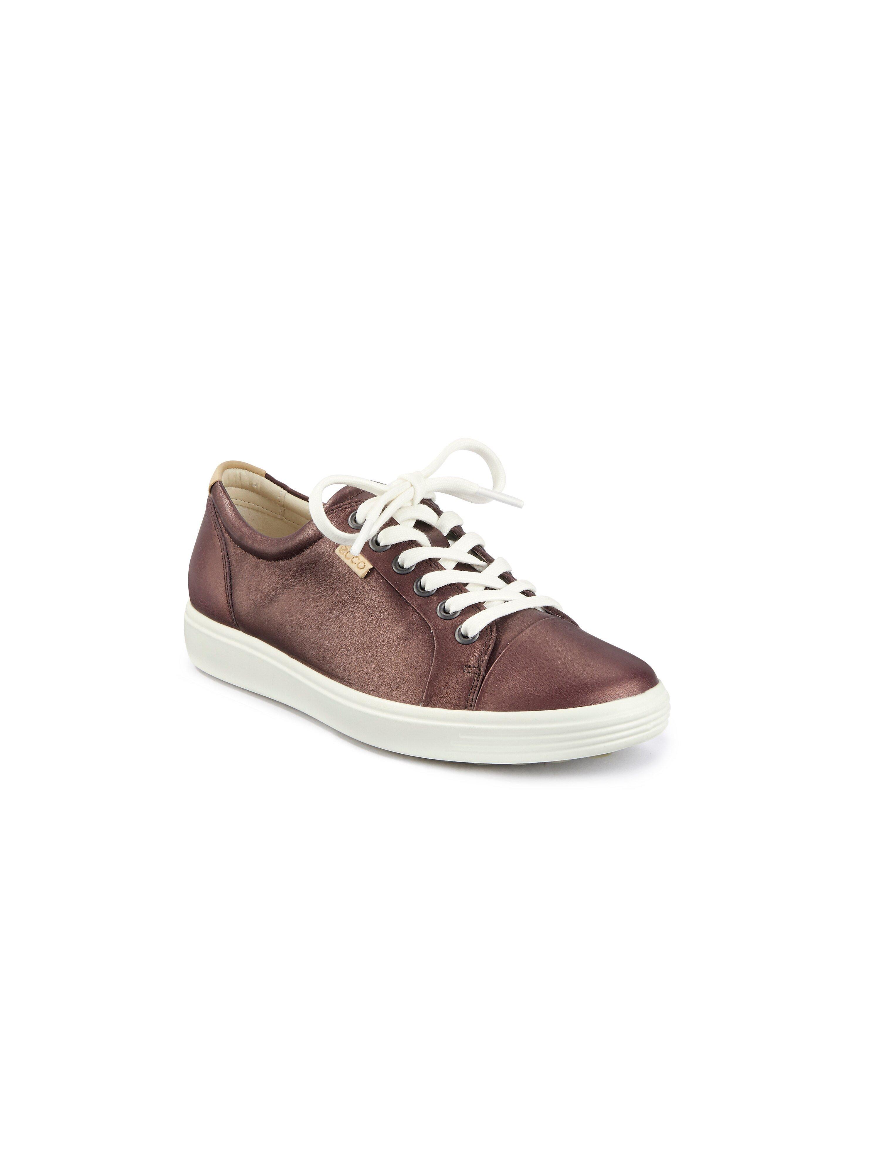 Sneakers model Soft 7 Van Ecco rood