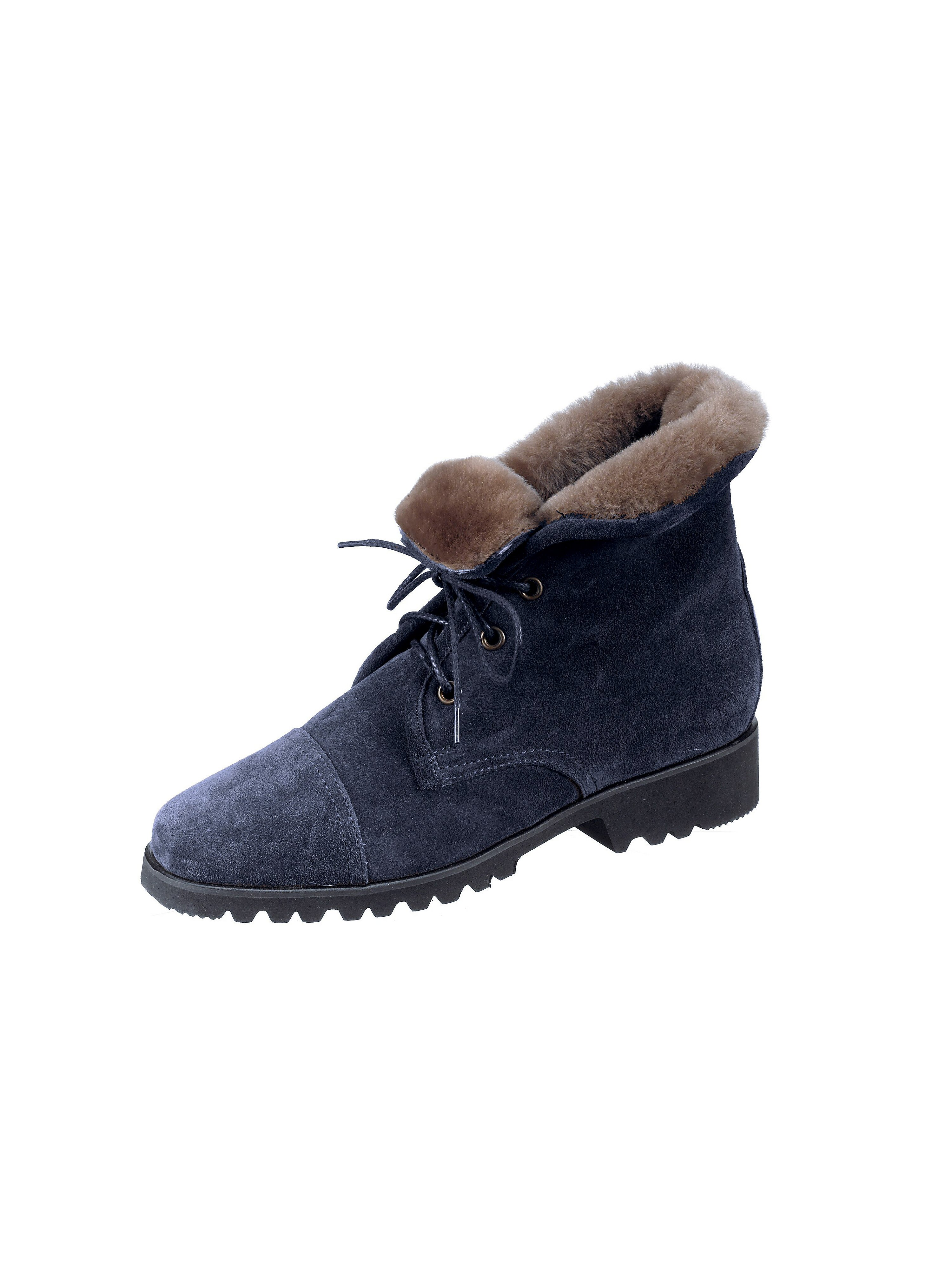 Les bottines  Peter Hahn exquisit bleu taille 39