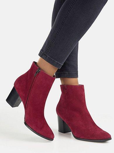 Paul Green - Les boots en cuir velours